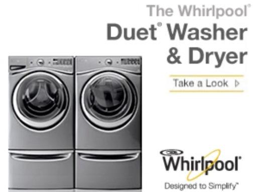 Whirlpool Duet